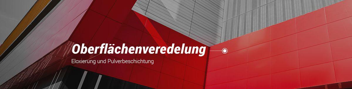 Gut gemocht Oberflächenveredelung: Wir veredeln Aluminium - Josef Höfer GmbH YM73